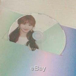 IZONE Autographed Kim Chewon album COLORIZ Tower Record Online IZONE