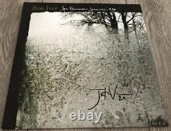 JUSTIN VERNON SIGNED AUTOGRAPH BON IVER FOR EMMA, FOREVER AGO ALBUM wEXACT PROOF