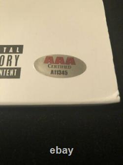 Jay Z Autographed Signed LP Vol. 2 Hard Knock Life Album Vinyl AAA COA A11345