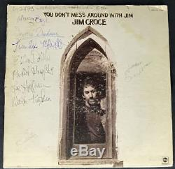 Jim Croce Signed Autographed Dont Mess Around With Jim Album JSA