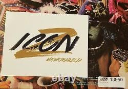 Jim Henson and John Denver Autographed Record Album withCOA
