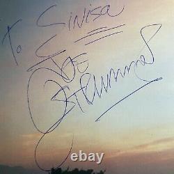 Joe Strummer of The Clash Signed Earthquake Weather Album with Beckett/BAS COA