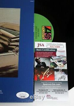 John Prine Signed Sweet Revenge Lp Vinyl Record Album Autographed Rare +jsa Coa
