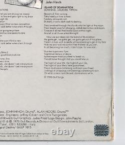 Judas Priest band signed autographed record album! RARE! AMCo Authenticated