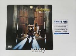 Kanye West Autographed Signed LP Late Registration Album Vinyl ACOA RACC
