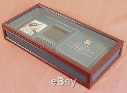 King George VI (great Britain) Coronation Record Album Signed With Co-signers