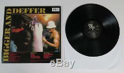 L. L. COOL J Signed Autograph Bad Album Vinyl Record LP LL RAP