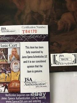Lana Del Ray Signed Paradise LP Album JSA COA #T84170 Autograph Vinyl