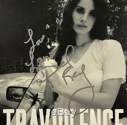 Lana Del Rey Signed Autograph Record Album JSA COA Ultraviolence