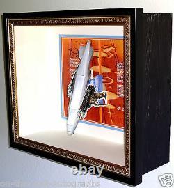 Led Zeppelin Rare Signed Custom Framed Promo Album Plant Page Jones Exact Proof