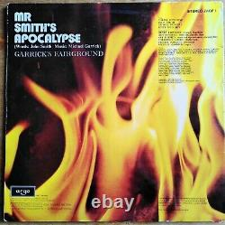 MR SMITH'S APOCALYPSE Argo Signed By Michael Garrick Don Rendell Norma Winstone