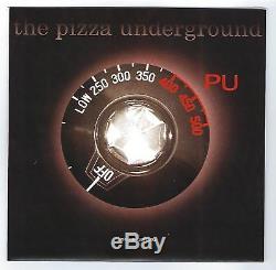 Macaulay Culkin signed The Pizza Underground Record Album JSA Authenticated RARE