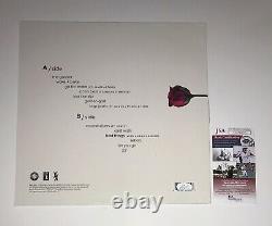 Machine Gun Kelly Hand Signed Bloom Album With Jsa Coa Mgk