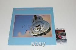 Mark Knopfler Signed Dire Straits'brothers In Arms' Album Vinyl Record Jsa Coa