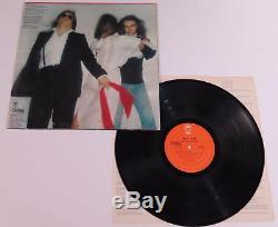 Meatloaf MEAT LOAF Signed Autograph Bat Out Of Hell Album Vinyl Record LP