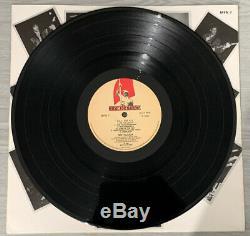 Metallica Kill Em All 1983 MFN First Press LP Signed By Cliff Burton
