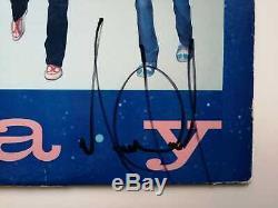 Michael Jackson Album Signed Say Say Say Real Coa / Roger Epperson Coa / Coa Gai