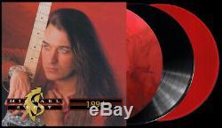 Michael Sweet (from Stryper) 1994 Solo Album Black Vinyl LP AUTOGRAPHED NEW