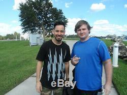 Mike Shinoda (linkin Park) Signed/autographed Post Traumatic Vinyl Record Album