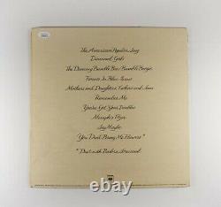 Neil Diamond Autographed Signed Album LP Record Certified Authentic JSA COA
