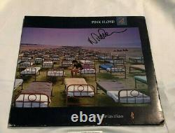 Nick Mason Signed Pink Floyd A Momentary Lapse of Reason LP Album Cover with JSA