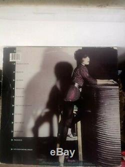 Pat Benatar Authentic Signed Precious Time Record Album LP Autographed, COA incl