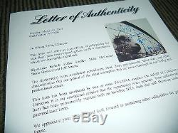 Pearl Jam X4 VS Eddie Vedder Mike Stone Jeff Signed Album LP PSA Certified #3