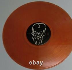 RANCID Band SIGNED + FRAMED Life Won't Wait ORANGE 2XLP Vinyl Record Album
