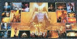 RARE LP ALBUM SIGNED IRON MAIDEN LIVE AFTER DEATH UK 1st PRESS EX/VG