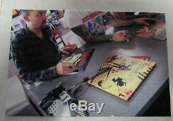 RISE AGAINST Group Signed Endgame 12 Vinyl Record Album Autographed
