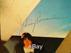 Ramones Leave Home AUTOGRAPHED punk LP VINYL ALBUM