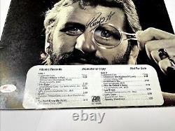 Rare Psa Autographed Promotional Record Album Ringo's Rotogravure Atlantic Lp