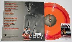 Ron Jeremy Signed Pornosonic Lp Vinyl Record Album Rsd /500 Autographed Jsa Coa