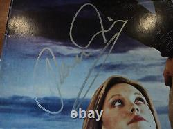 SCORPIONS All 5 Members Signed Autograph Record Album Animal Magnetism JSA COA