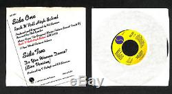 SIGNED AUTOGRAPHED THE RAMONES With JOEY JOHNNY DEE DEE MARKY 7 ALBUM BECKETT BAS