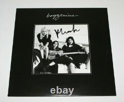 SINGER PHOEBE BRIDGERS SIGNED'BOYGENIUS' ALBUM VINYL RECORD EP withCOA