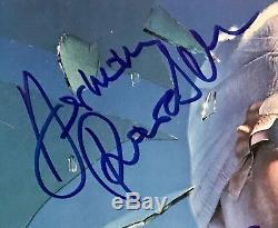 Scorpions group signed blackout album lp klause meine rudolph schenker m. Jabs