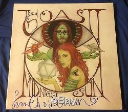 Sean Ono Lennon Beatles Autographed Signed Album LP Record withCOA