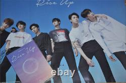 Signed Album ASTRO Blue Flame Rise Up Dream Autumn Story ALL6 Autograph JinWoo