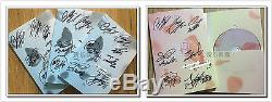 Signed Album BTS Bangtan Boys In The Mood For Love Part 2 Jimin V ALL7 Autograph