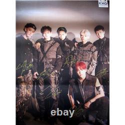 Signed Album EXO Obsession ALL6 Autograph SUHO BaekHyun Chen Chanyeol KAI SUGA