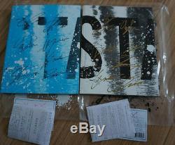 Signed Album MONSTA X MonstaX Shine Forever ALL7 Autograph