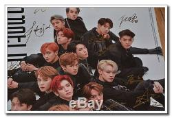 Signed Album NCT 2018 EMPATHY NCT U NCT 127 NCT Dream ALL18 Autograph Official