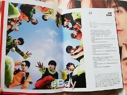 Signed Album R1SE ALL11 Autograph Vin Luoluo He Xujia Yan Zhiguang