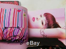 Signed Album Red Velvet RedVelvet RBB really bad boy ALL5 Autograph Irene Wendy