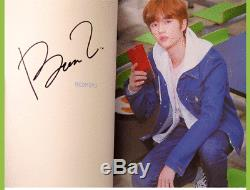 Signed Album TXT The Dream Chapter STAR ALL5 Autograph Taehyun Yeonjun Beomgyu