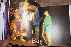 Signed BIGBANG Big Bang MADE Full album Hand Autograph Official Canvas Initial