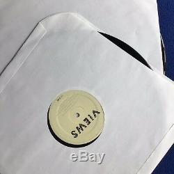 Signed Drake 12X12 Record Album VIEWS autographed Authentic