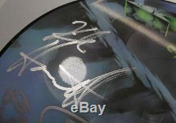 Signed Metallica Autographed Creeping 12 Lp Picture Album Cliff Jsa # Bb32731