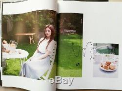 Signed Photobook IZONE izone One Day ALL12 Autograph Miyawaki Sakura Kim MinJoo